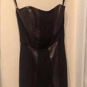 Strapless dress - NWT, French Connection, size 0